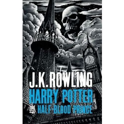 Harry Potter and the Half-Blood Prince, J.K. Rowling