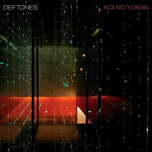 Warner music / warner bros. records Koi no yokan - deftones (płyta cd)