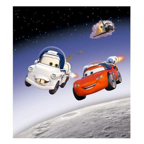 Auta w kosmosie - licencjonowana tapeta do pokoju dziecka - oferta [55b3eb0a8122644c]