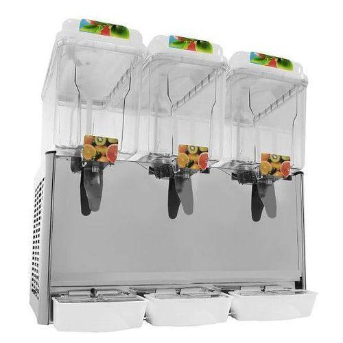 Soda pluss Dozownik do soków   3x 12l   280w   230v   410x410x(h)660mm