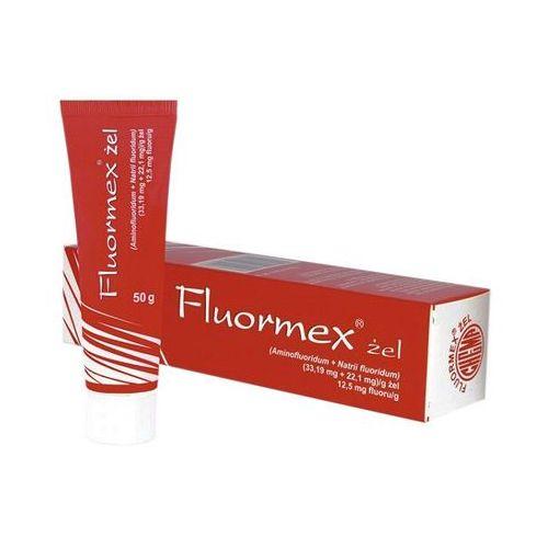 Chema-elektromet Fluormex żel 50 g