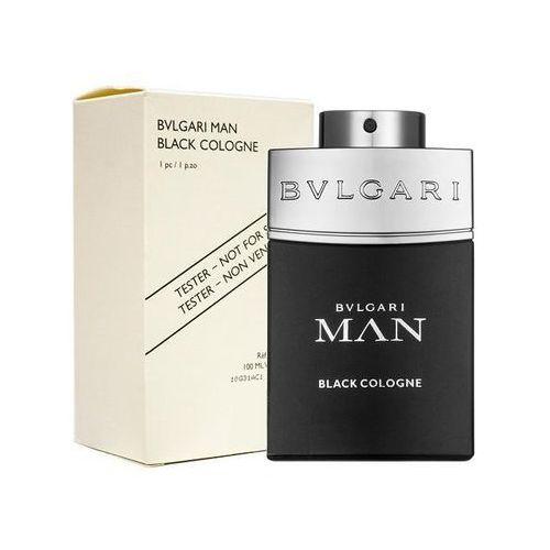 Bvlgari Man Black Cologne, Woda toaletowa – Tester, 100ml