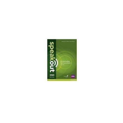 Speakout 2ed Pre-Interm. Flexi Course Book + DVD