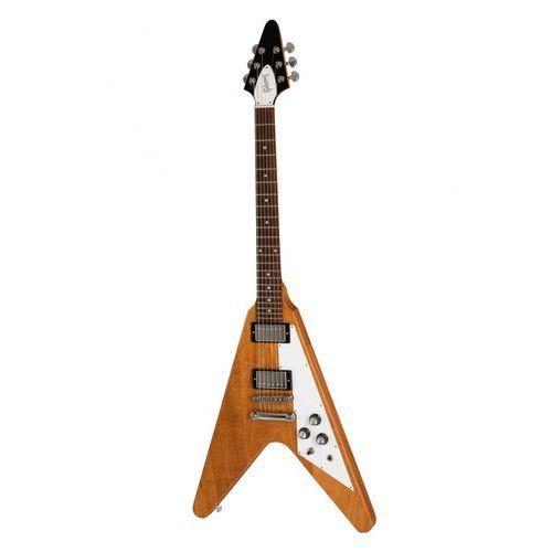 flying v 2019 natural gitara elektryczna marki Gibson