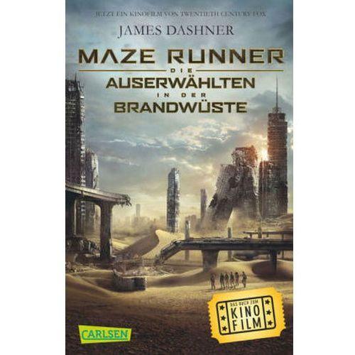 Maze Runner: Die Auserwählten - In der Brandwüste (Filmausgabe) (9783551314901)