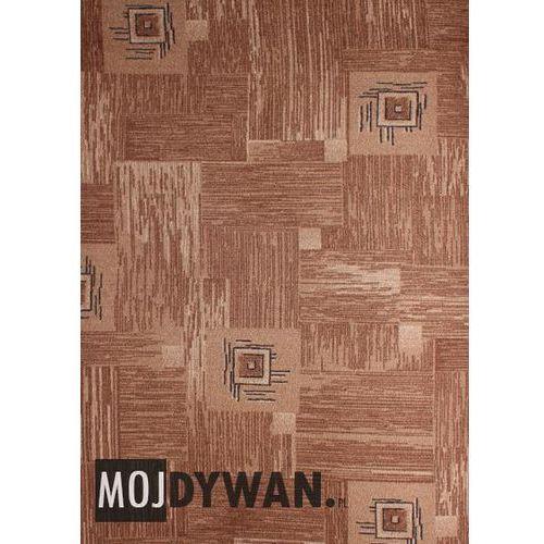 Wykładzina bravisimo 827 brązowy 400 wykładzina wyprodukowany przez Dywanstyl.pl