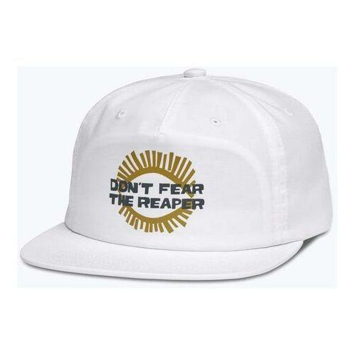 czapka z daszkiem DIAMOND - Reaper Snapback White (WHT), kolor biały