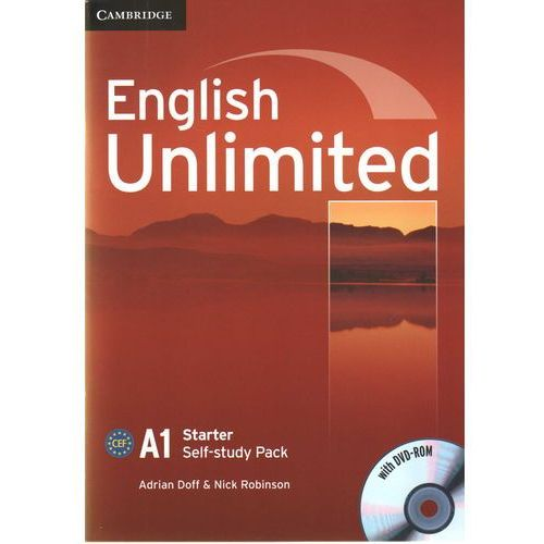 English Unlimited Starter Workbook (zeszt ćwiczeń) with DVD-ROM (9780521726344)