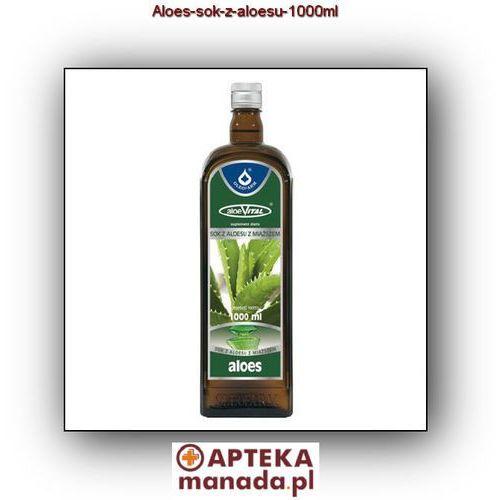 Kapsułki Aloes sok z aloesu - - 1000 ml