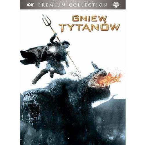 Galapagos films Gniew tytanów premium collection (wrath of the titans premium collection )