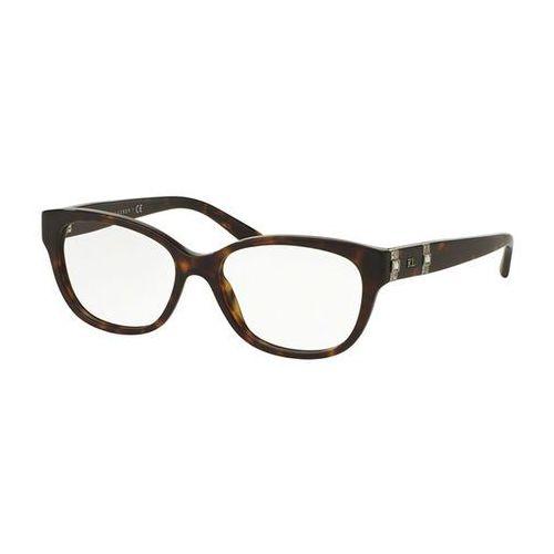 Ralph lauren Okulary korekcyjne rl6146b 5003