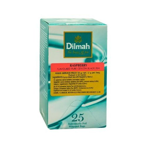 Dilmah Raspberry 25 torebek