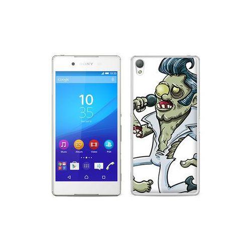 etuo Fantastic Case - Sony Xperia Z3+ - etui na telefon Fantastic Case - elvis zombie, ETSN197FNTCFC096000