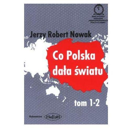 Co Polska dała światu (dwa tomy w jednym wydaniu), oprawa miękka