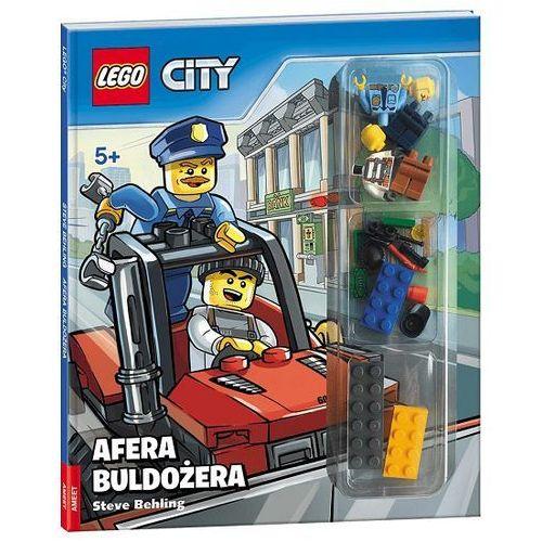 LEGO® CITY. AFERA BULDOŻERA