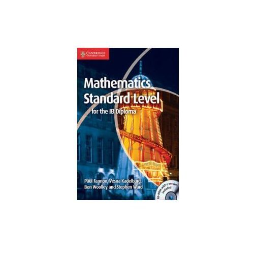 Mathematics for the IB Diploma Standard Level with CD-ROM, Paul Fannon