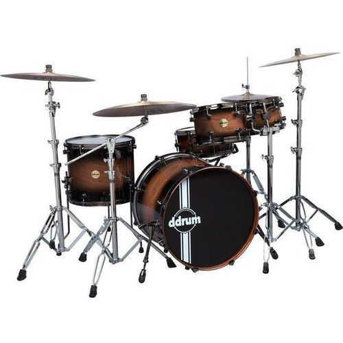 paladin walnut player nb - akustyczny zestaw perkusyjny marki Ddrum