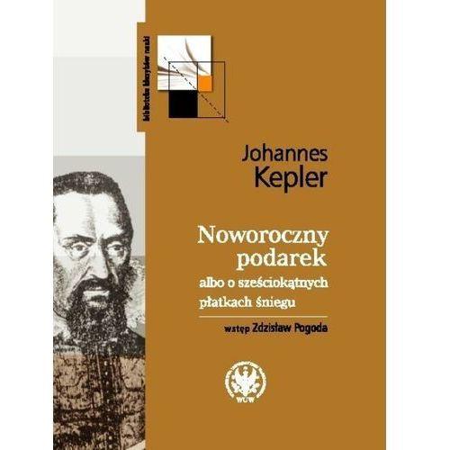 Noworoczny podarek albo o sześciokątnych płatkach śniegu - Johannes Kepler - ebook