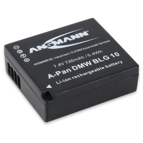 Ansmann Akumulator do panasonic a-pan dmw blg 10 (730 mah) (4013674034215)