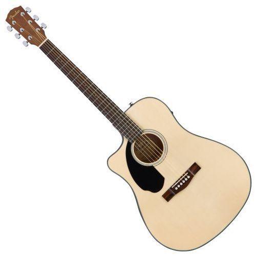 Fender CD 60SCE LH Natural gitara elektroakustyczna