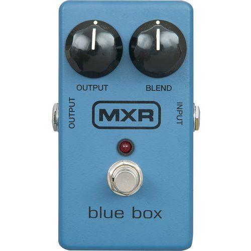 DUNLOP MXR M103 BLUE BOX OCTAVE FUZZ