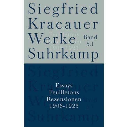 Essays, Feuilletons, Rezensionen (9783518583456)