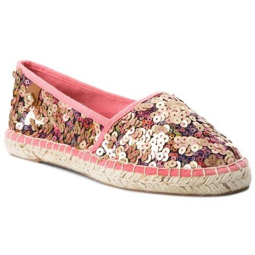 Espadryle - 1-24650-20 multic.sequins 905 marki Tamaris