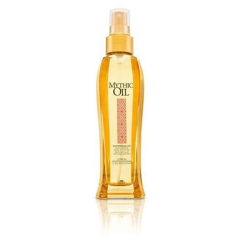 L'oréal professionnel Loreal mythic scintillante oil rozświetlający olejek do włosów i ciała, 100 ml (3474636501991)