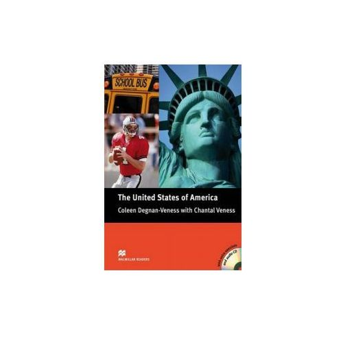 Macmillan Cultural Readers 4: The United States of America with CD (9780230436411)