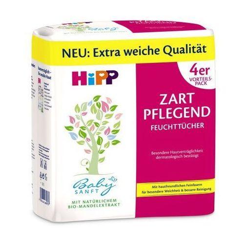 HiPP Delikatne Nawilżane Chusteczki do Ciała - Delikatne Nawilżane Chusteczki do Ciała (4062300301962)