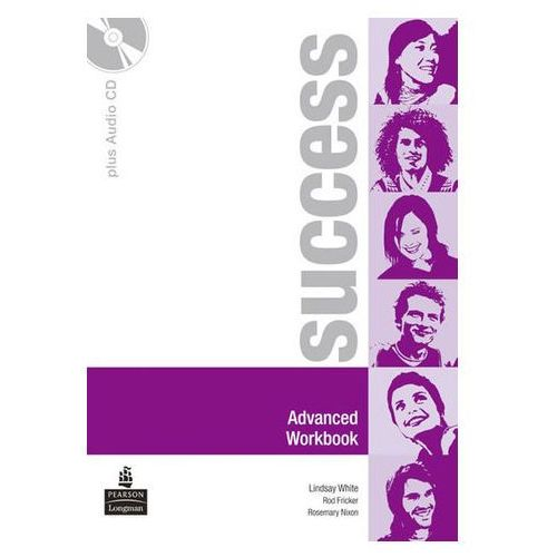 Success Advanced Workbook and CD Pack, Pearson Education Limited
