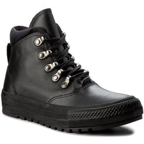 Converse Sneakersy - ctas ember boot hi 557917c black/black/black