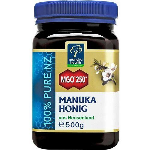 Miód nektarowy Manuka MGO 250+ 500g - Manuka Health