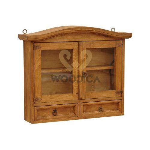 Woodica Szafka hacienda ł [wisząca łuk]