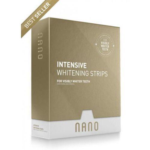 WhiteWash Nano Intensive Whitening Strips - Wybielające paski do zębów 28 sztuk