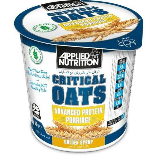 Applied nutrition płatki owsiane critical 60 g
