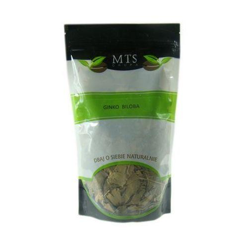 Ginkgo Biloba (Miłorząb japoński) 100% /MTS/ 250g