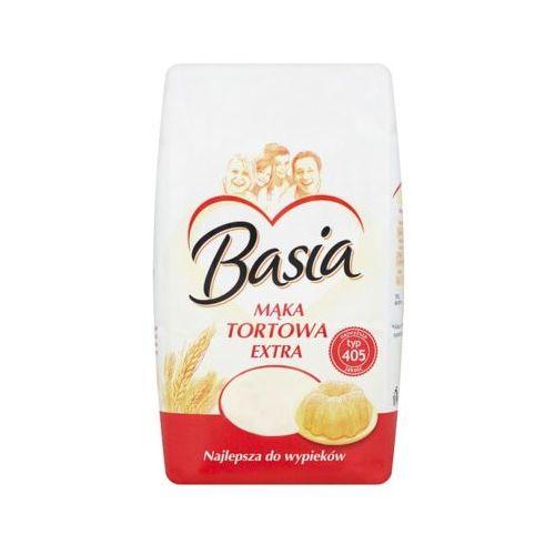 BASIA 1kg Mąka tortowa extra typ 405