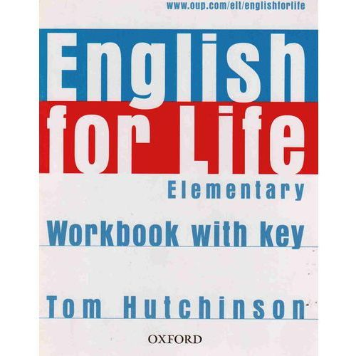 English for life elementary Workbook with key, Oxford University Press