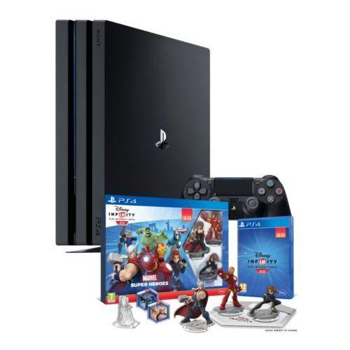 Sony PlayStation 4 PRO 1TB - produkt z kat. konsole