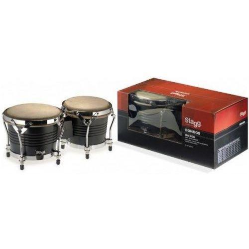 Stagg bw 200 bk - bongosy drewniane