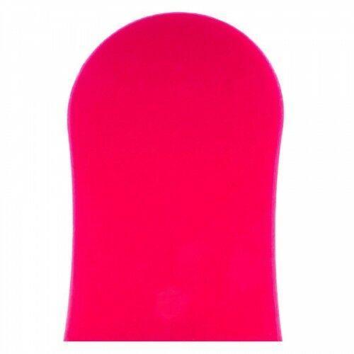 Cocoa Brown Deluxe, dwustronna rękawiczka do nakładania samoopalacza, Pink Velvet