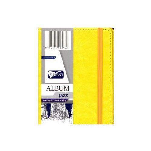 Album na dowód rejestracyjny żółty. Darmowy odbiór w niemal 100 księgarniach!