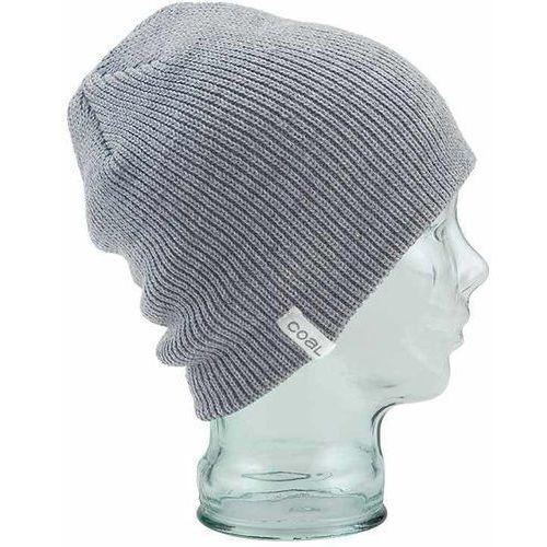 czapka zimowa COAL - The Frena Solid Heather Grey (10) rozmiar: OS, kolor szary