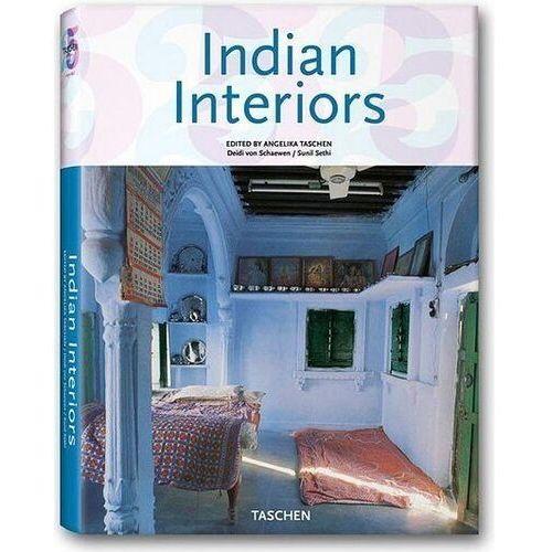 Książka Indian Interiors