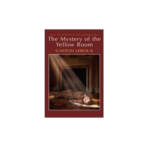 Mystery of the Yellow Room - Gaston Leroux - Zostań stałym klientem i kupuj jeszcze taniej, oprawa miękka