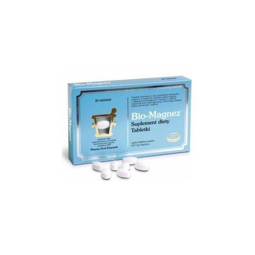 BIO-MAGNEZ 0,2g x 30 tabletek (tabletki)