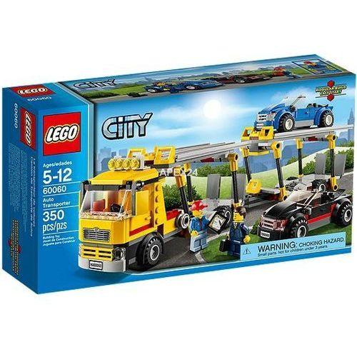 Lego City Transporter samochodów 60060 z kategorii: klocki dla dzieci