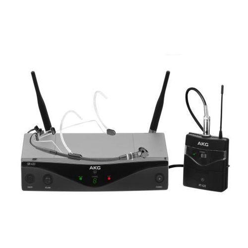 wms420 headset mikrofon bezprzewodowy nagłowny cz. a marki Akg