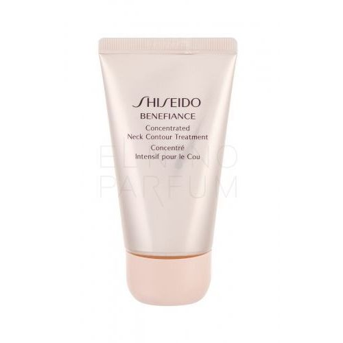 Shiseido Benefiance Concentrated Neck Contour Treatment krem do dekoltu 50 ml dla kobiet